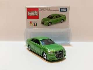 TOMY TOMICA TCN 豐田 TOYOTA CROWN ATHLETE 若草色EDITION