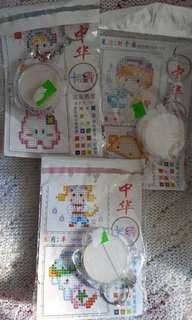 Giving away cross stitch kit #blessing