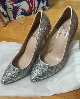 全新 Wedding Shoes 迪士尼閃閃鞋