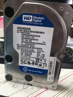 HDD WD640GB
