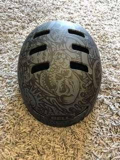 Bell Faction Jimbo Phillips helmet