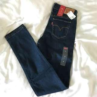 BNWT Levi's Ladies Jeans
