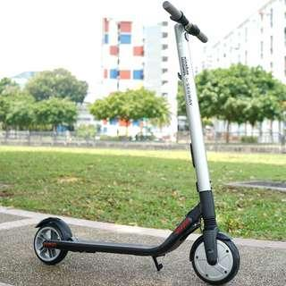 UL2272 Compliant Ninebot ES2 by Segway Electric Scooter Escooter
