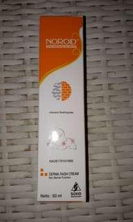 Noroid baby rash cream