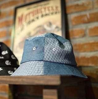 Pattern Bucket Hat