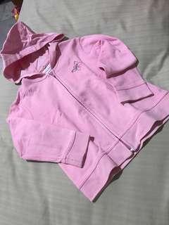 Pink jacket next
