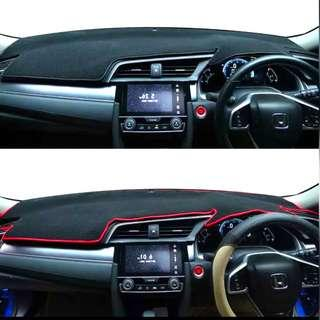 Dashboard cover/ mat (Honda civic, fit and other Honda cars)