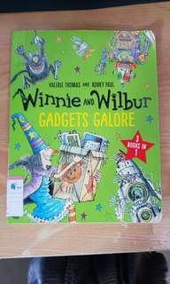 Winnie and Wilbur gadgets galore 3 books in 1