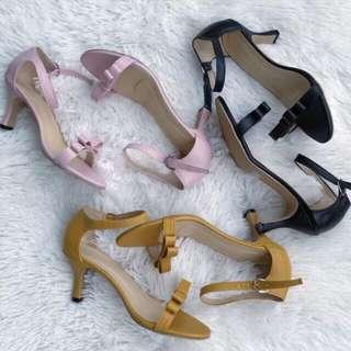 Liliw pointed heels