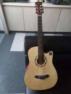 Excellent quality guitar for beginners