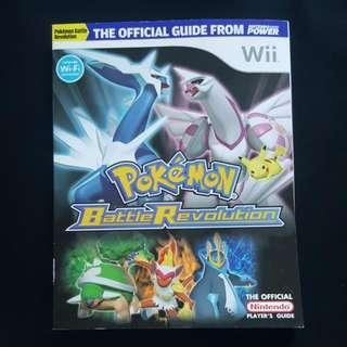 Pokemon Battle Revolution - The Official Guide Book