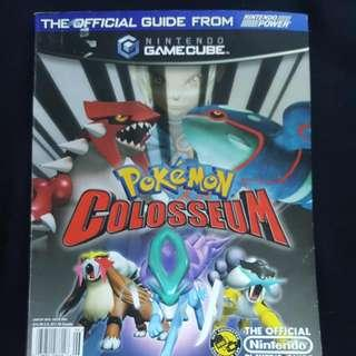 Pokemon Colosseum - The Official Guide Book