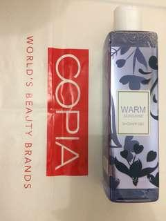 Copia warm sunshind shower gel