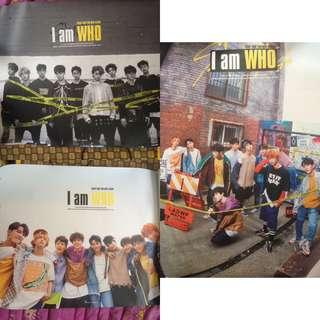 STRAY KIDS I AM WHO OFFICIAL POSTER