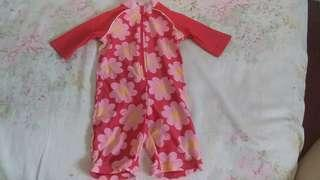 Swim suit mothercare for baby