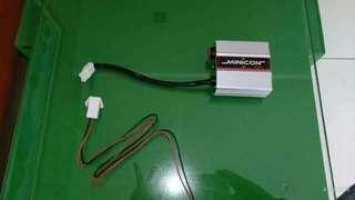 MINICON Motor 3 unit dan MINICON M12 1 unit