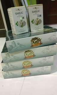 Min kaffe + Garlic tablets (PKP Set)