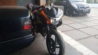Cbr 150 2012 CBU thailand