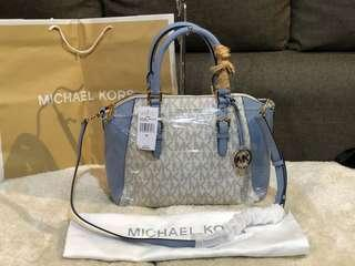 Authentic Michael Kors Ziara Two Way Bag With Dustbag and Paperbag