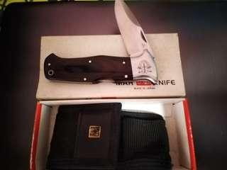 1980 Vintage Al-Mar SERE Folding Knife