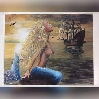 🧜🏻♀️ Tale of a Siren 🧜🏻♀️