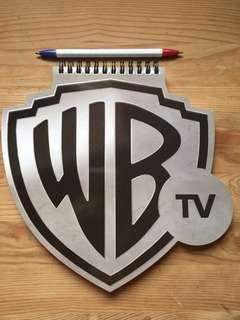Warner TV Notepad / Notebook