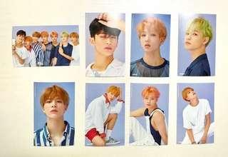 [Sharing] NCT DREAM WE GO UP 4x6 photosets