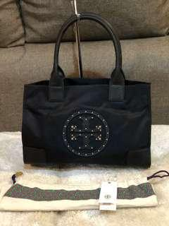Authentic Tory Burch Nylon tote bag with tag and Dustbag