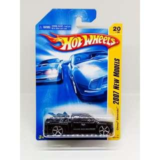 HOT WHEELS 2007 NEW MODELS CHEVY SILVERADO