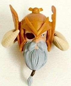 Marvel Legends - Thor All Father Odin BAF head - Hasbro / Toybiz