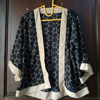 Outer kimono star