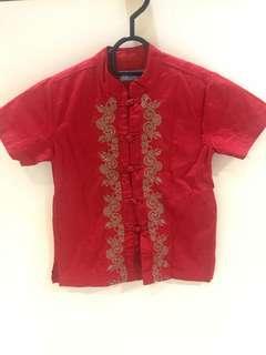 CheongSam red