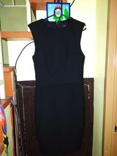 Zara Black Dress REPRICED!