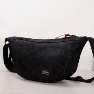 🚚 💥CHEAPEST - Porter Messenger Shoulder Cross Body Sling Bag - Black Camo