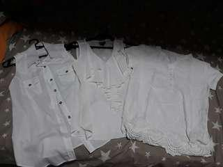 White tops small