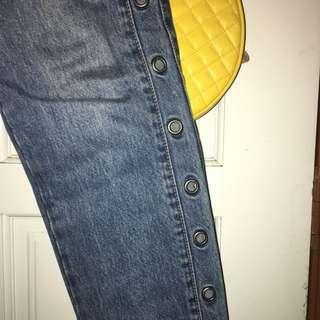 Cotton On Boyfriend Jeans with Holes #3x100