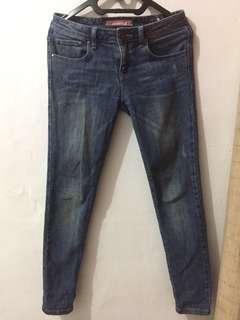 Jeans woman 3second original store size 29
