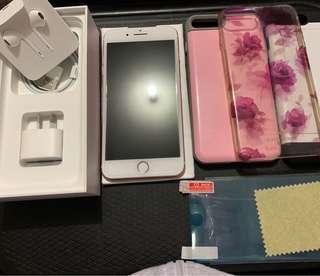 iPhone 7plus 256gb Rose Gold