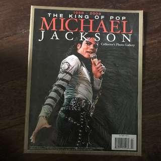 the king of pop - michael jackson tribute magazine