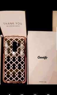 Samsung s9+ case (價錢由$20 - $100)