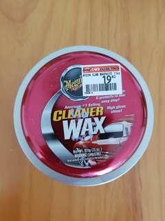 Meguiar Cleaner Wax