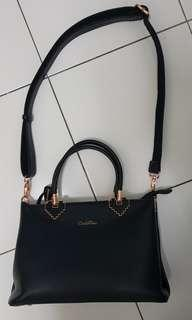 Carlo Rino Top Handle Sling Bag (include postage)