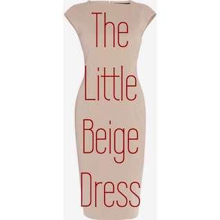 The little beige dress #midsep50 #paywithboost
