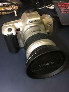 Minolta Dynax 404si (film camera)