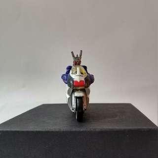 Charawheels (hotwheels) kamen rider agito (g3)