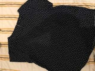 Forme Polka Dot Top