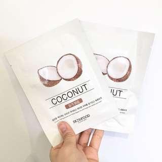 Skinfood Coconut Face Mask