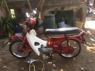 Honda c700