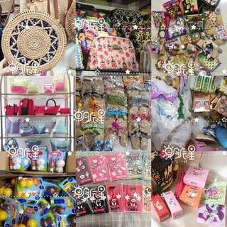 🇹🇭泰國代購 嚴選當地好物 流行美妝 豐富特有的文創商品