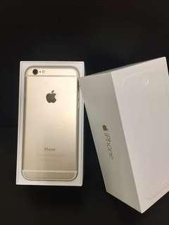 iPhone 6 in Gold - 16GB